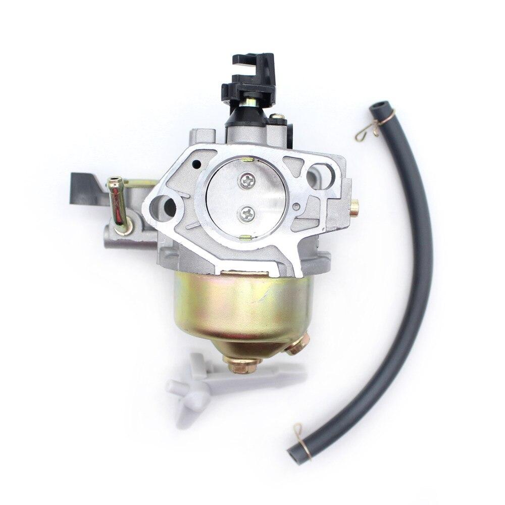 Adjustable Carburetor Fuel Hose For HONDA GX390 GX 390 Chinese 188F 190F 11HP 13HP Motor Engine Generator Lawnmower Water Pump