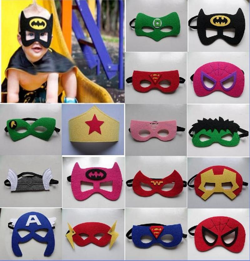 superhero capes for kids party favors