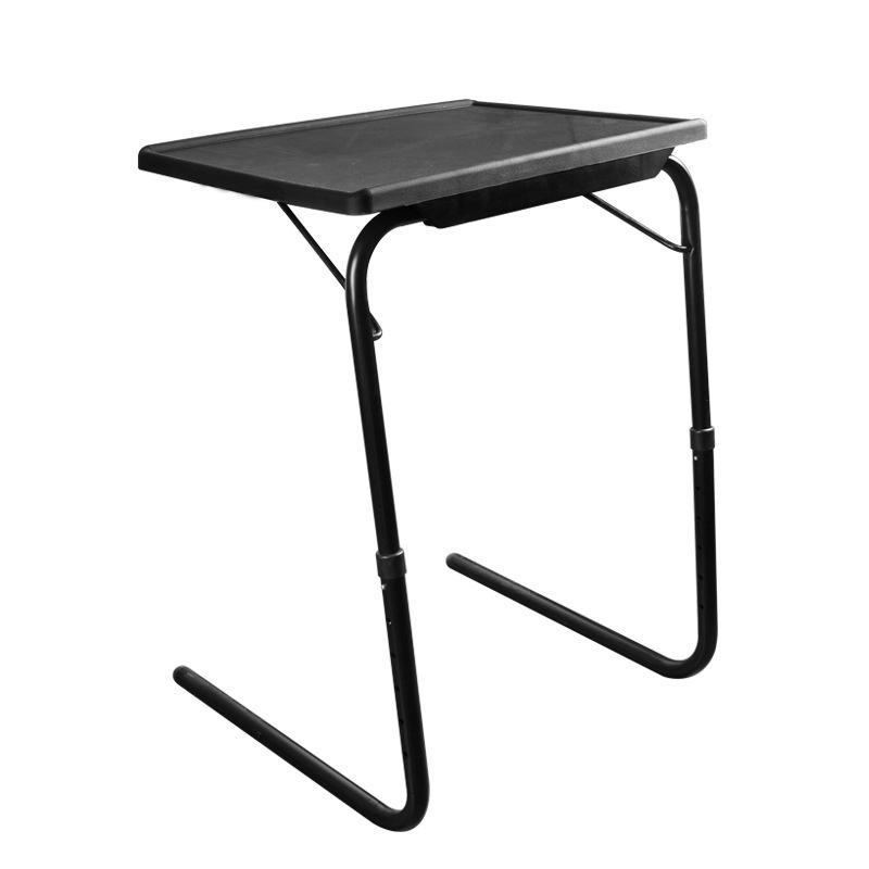 Simple Fashion Multifunction Folding Laptop Table DIY Height Adjustment Computer Desk Beside Bed Sofa Portable Laptop Table