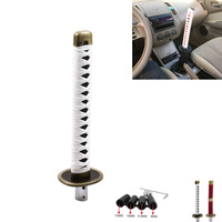 Car spare parts Samurai handle shift knob shifting metal weighted sports car manual gearbox hand
