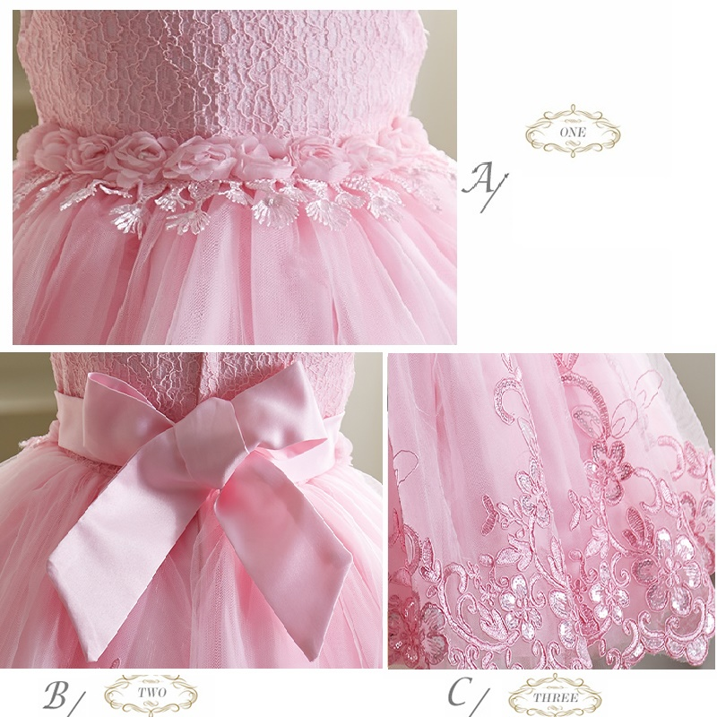 HTB1pTR5cN1YBuNjy1zcq6zNcXXa6 Girls Dress Christmas Elegant Princess Dress Kids Dresses For Girl Costume Children Wedding Party Dress 10 Year vestido infantil