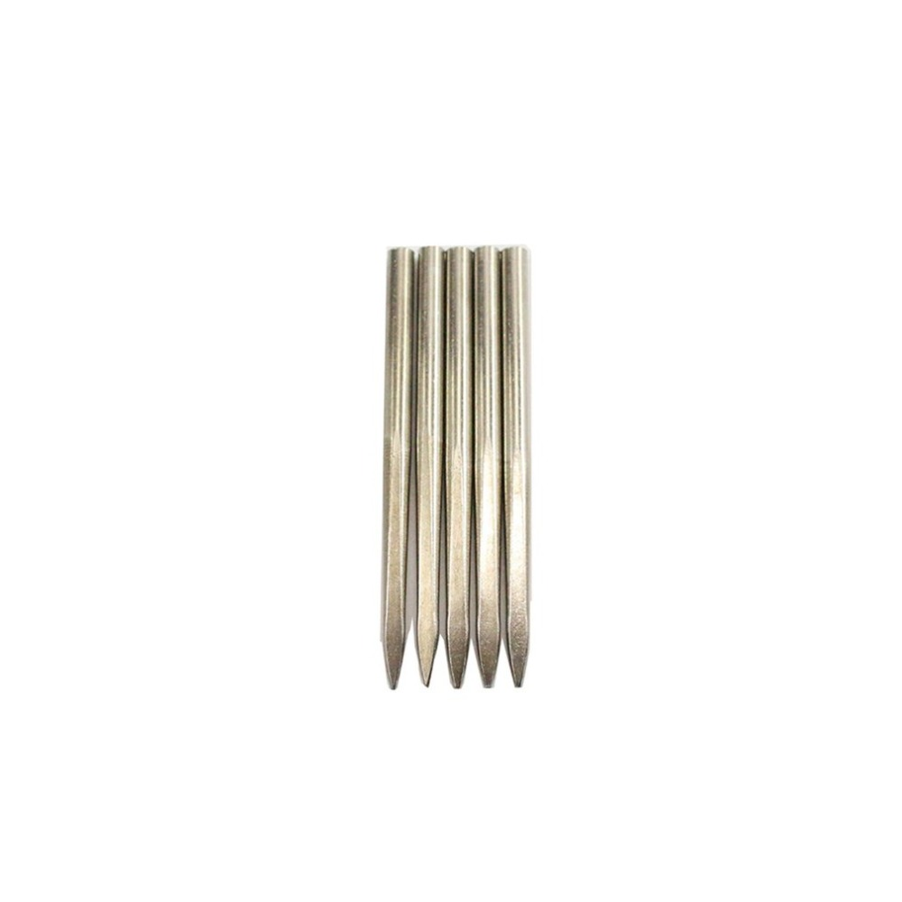 Flat Head Stainless Steel Needle Paracord Fid Tool Lacing Stitching Needles For Paracord Bracelet Leather Weaving Tool Hot Sale