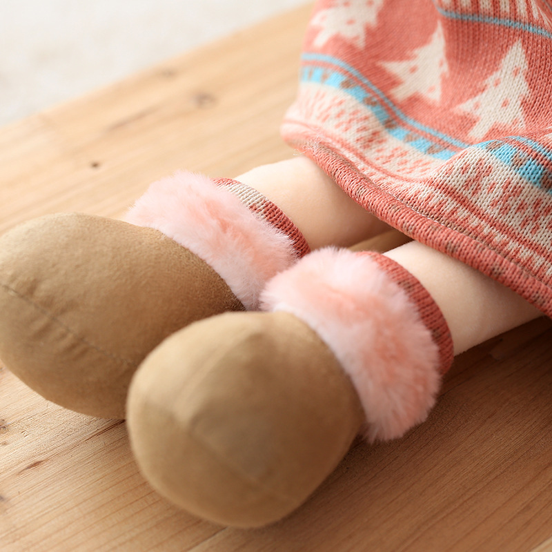 Oryginalne 40cm / 60cm / 90cm Kawaii Kids Toys dla włosów - Lalki i wypchane zabawki - Zdjęcie 5