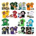 Envío gratis Never Give Up Deportes john U no Puede Verme Cena Camiseta de manga corta set (camiseta + cap + vincha)