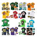 Free shipping Never Give Up Sports  john U Can't See Me short sleeve Cena T-shirt set (t-shirt + cap+ sweatband )