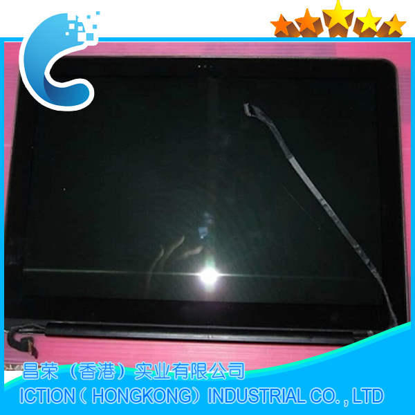A1278 New original 13.3 complete LCD display assembly for Macbook pro A1278 i7 2.8GHz MD313 - 2011 ,100% working a1369 new original a1369 assembly for apple macbook air 13 lcd display assembly a1369 a grade new and original 2011 year