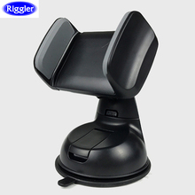 Windshield Car Phone Holder Universal Center Console Mount 360 Degree Rotation Bracket for Samsung HUAWEI Iphone