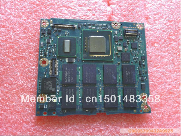 цена на MBX-187 tested by system lap connect board connect with board motherboard