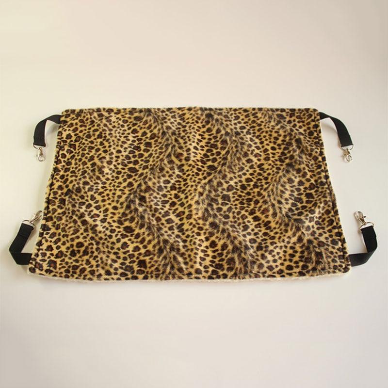 Животное котенок подвесная кровать подушка коврик железная клетка собака 27*27 см Товары для домашних животных теплое гнездо - Цвет: Цвет: желтый