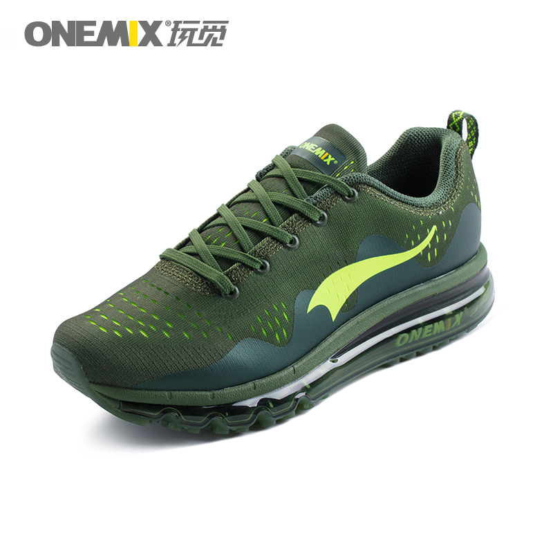 Brand Onemix 2017 Autumn New Running Shoes Men Sneakers Women Sport Shoes Athletic Zapatillas Outdoor Breathable Damping Cushion