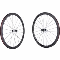SUPERTEAM Ultra Light 38mm Clincher Carbon Wheel DT350 Carbon Road Bike Wheelset Sapim CX Ray 23mm Wide Carbon Wheels