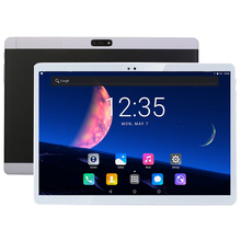 2018 Newest 10 inch tablet PC Octa Core 4GB RAM 64GB ROM 8 Core Dual SIM Card Phone GPS Bluetooth MID Tablets 10 10.1 + Gifts