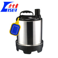 60W Circulating Pump Stainless Steel Drainage Pump Submersible Pump Cable Fish Float Level Switch
