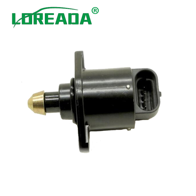 LOREADA Idle Air Control Valve Motor IAC For Jeep Grand Cherokee TJ Wrangler 1991-1997 17119280 ERR4352 4798377 53007562 4637071
