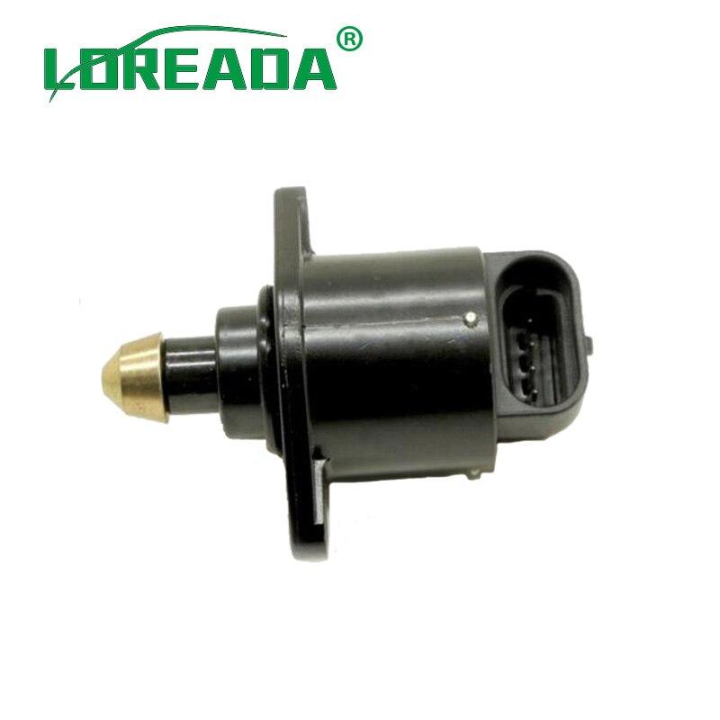LOREADA Idle Air Control Ventil Motor IAC für Jeep Grand Cherokee TJ Wrangler 1991-1997 17119280 ERR4352 4798377 53007562 4637071