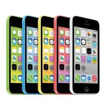 """Горячая продажа разблокирована оригинальный apple iphone 5c мобильного телефона 4.0 """"Dual Core 8MP Камера IOS WI-FI GPS Используется мобильный телефон многоязычная"""