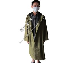 Good Quality Working Raincoat poncho thickening with sleeves one piece raincoat thickening Burberry