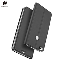"Huawei P9 Lite 2017 Case DUX DUCIS Luxury Wallet Leather Flip Cover Case for Huawei P9 Lite 2017 5.2"" Protective Phone Cases New"