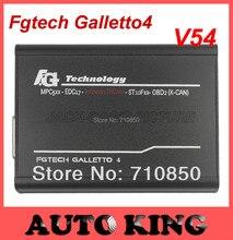 2016 Última Versión V54 FGTech Galletto 4 Master BDM-TRICORE-OBD Función FG Tech ECU Programador con Varios-langauge — DHL LIBRE