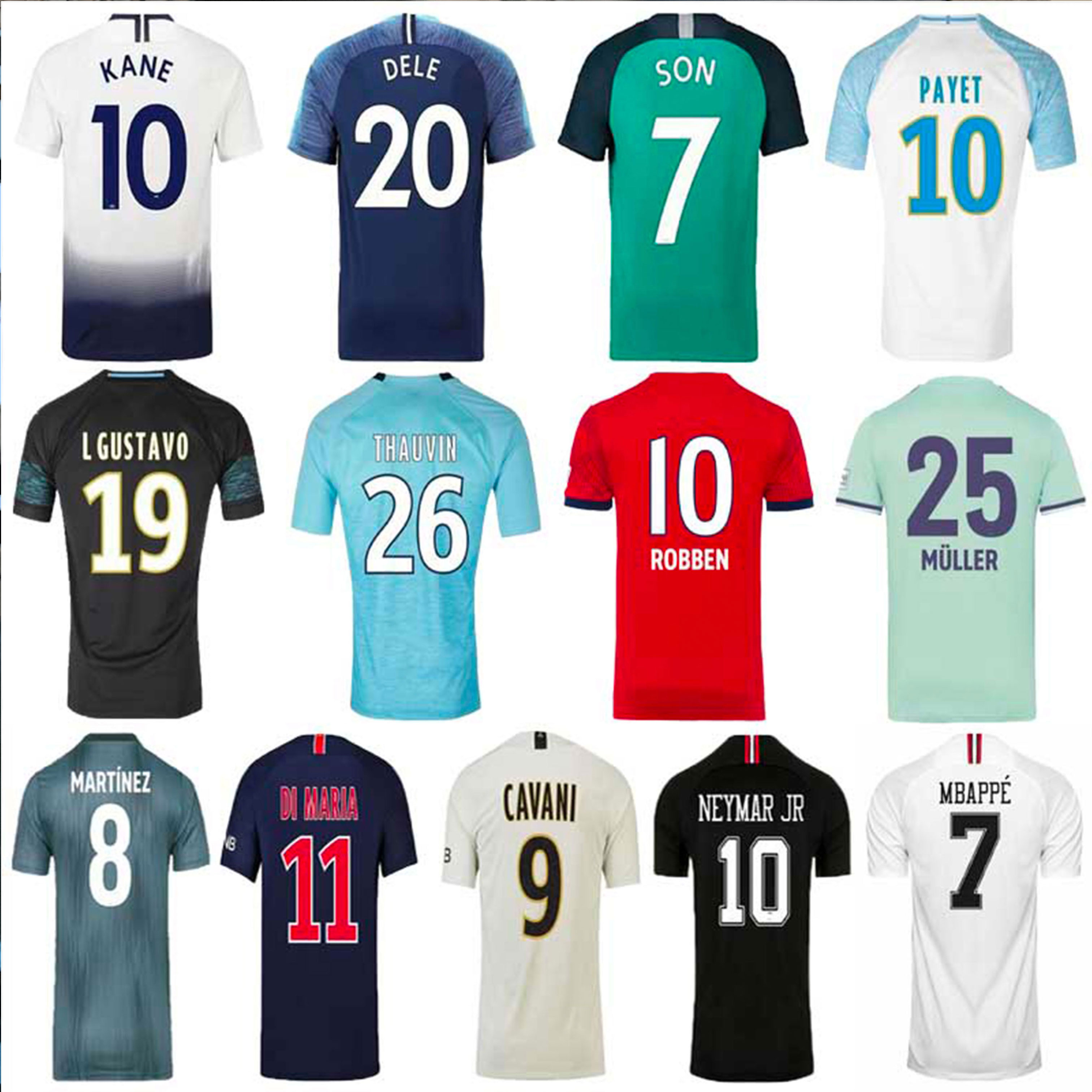 9b5cd2555495 Buy football jersey size and get free shipping on AliExpress.com