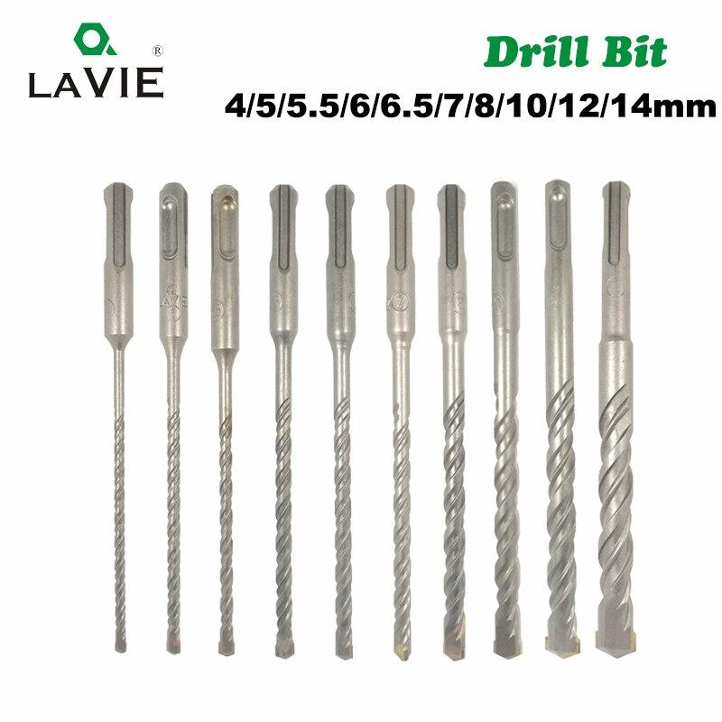 Professional SDS Plus Hammer Masonry Drill Bit 4mm x 110mm High Quality