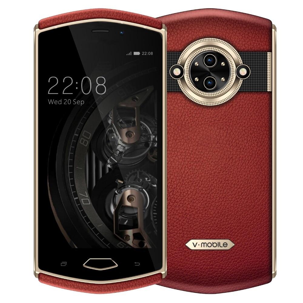 "TEENO Vmobile 8848 Mobile Phone Android 7.0 3GB+32GB 5.0"" HD Screen 13MP Camera 3200mah Dual Sim Smartphone Unlocked Cell Phones"