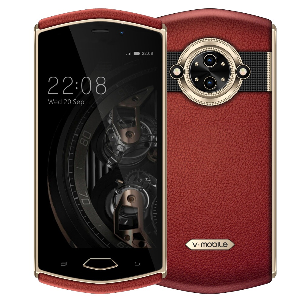 "TEENO Vmobile 8848 teléfono móvil Android 7,0 3GB + 32GB 5,0 ""HD pantalla 13MP Cámara 3200mAh Dual Sim Smartphone desbloqueado teléfonos celulares"