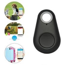 Mini Smart Bluetooth Tracer GPS Locator Alarm Wallet Finder Key Keychain Pet Dog Tracker Carphon phone Anti Lost