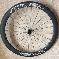 ROVAl CLX50 stickers/decals van racefiets/fiets voor twee wielen voor 50mm gratis verzending-in Fiets Stickers van sport & Entertainment op