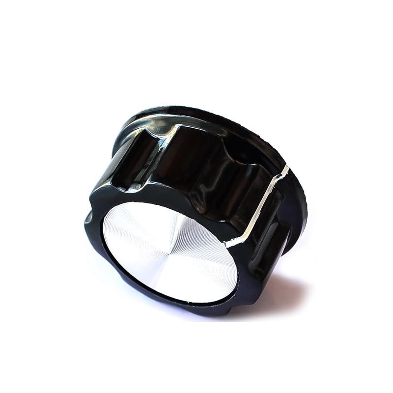 5pcs/lot MF-A04 Potentiometer Knob Switch Cap Bakelite Knob Cap Copper Core Inner Hole 6MM