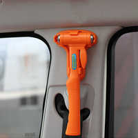 Car Accessories Safety Security Hammer Auto Escape Hammer Seatbelt Cutter Glass Window Breaker Survival Emergency Escape Tools