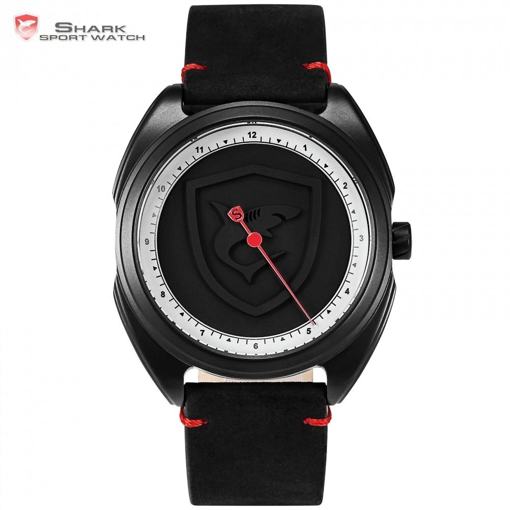Fashion Turkse Tapijt Shark Sport Horloge Eenvoudige Een Uur Hand Ontwerp Quartz Mannen Polshorloge Relogio Masculino Klok/sh574 Wees Nieuw In Ontwerp