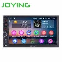 Joying Quad Core 7 Inch 1024 600 2 Din Android 5 1 Car Audio Stereo Radio