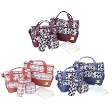 Cute 5 Piece Maternity Bag