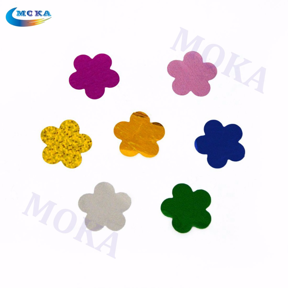 Colorful confetti petal polychrome romantic flower paper  for Confetti machine in Wedding and special stage effect , 2kg/bag colorful white ribbons bow laser cut wedding invitations set blank paper insert romantic printing invitation cards kit