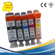 25 x PGI725 PGI 725 CLI-726 PGI-725 PGI-725XL Ink Cartridges For Canon Pixma MX-886 MX-897 MG 6270 8170 8270 MX 886 897 Printer