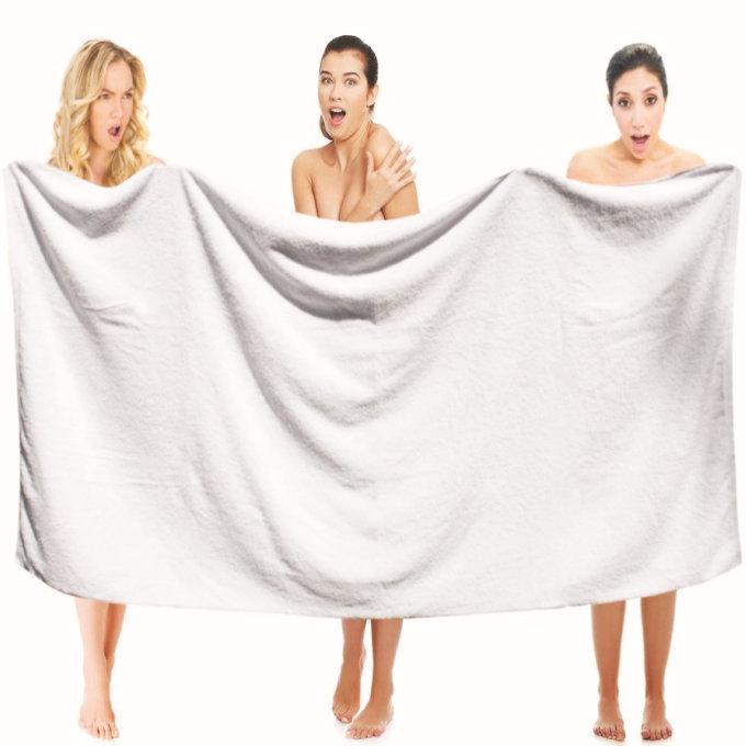 100 200cm Oversized Cotton Bath Towels For Adults Big