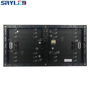 Image 2 - 320x160mm RGB Interior P5 LEVOU Módulo de Vídeo SMD2121 Cor Cheia CONDUZIU o Painel de Parede de Alta Qualidade 5mm