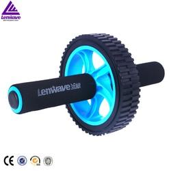 Lenwave brand fitness equipment abdominal ab roller belly wheel high quality hot sales abdominal wheel.jpg 250x250