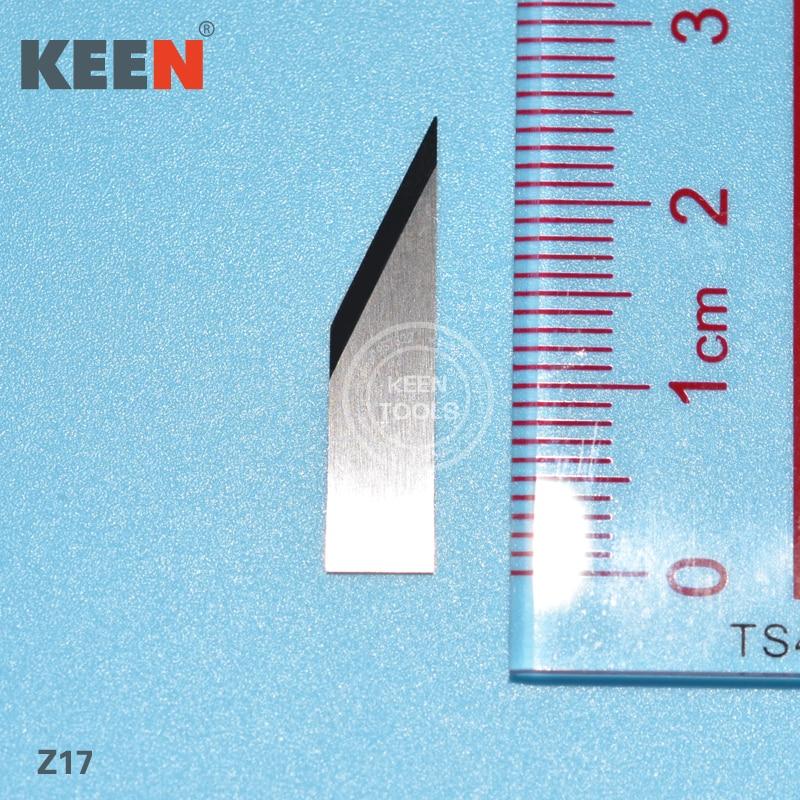 Single Bevel Pipe Cutting Machine Blade/ Tungsten Carbide Grooving Knife Blade Z17