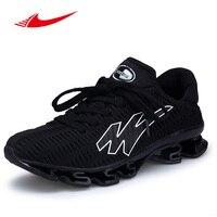 Beita Mesh Large Size 39-48 Men Running Shoes Blade Sneakers Damping Men Sport Shoes Walking Jogging Shoes Hombre Zapatillas