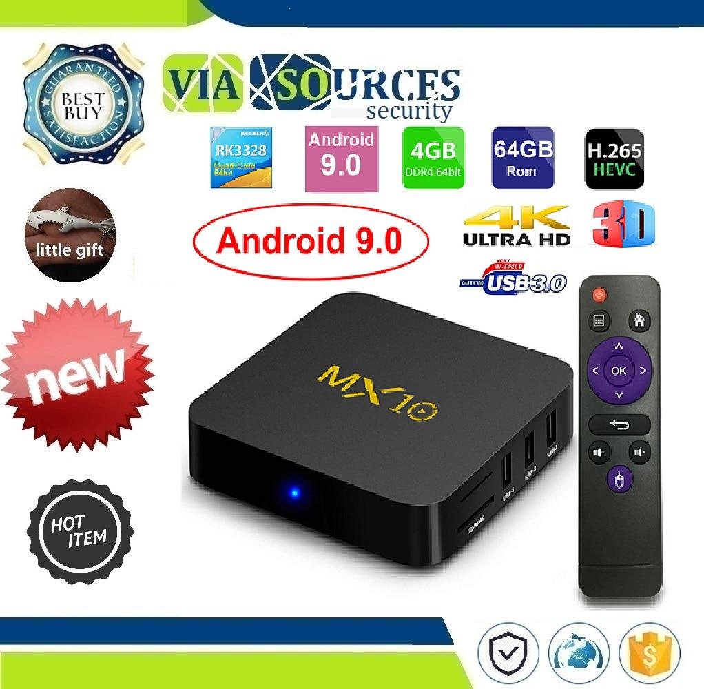 Rom font b IPTV b font Smart Set top Box 4K USB 3 0 HDR H
