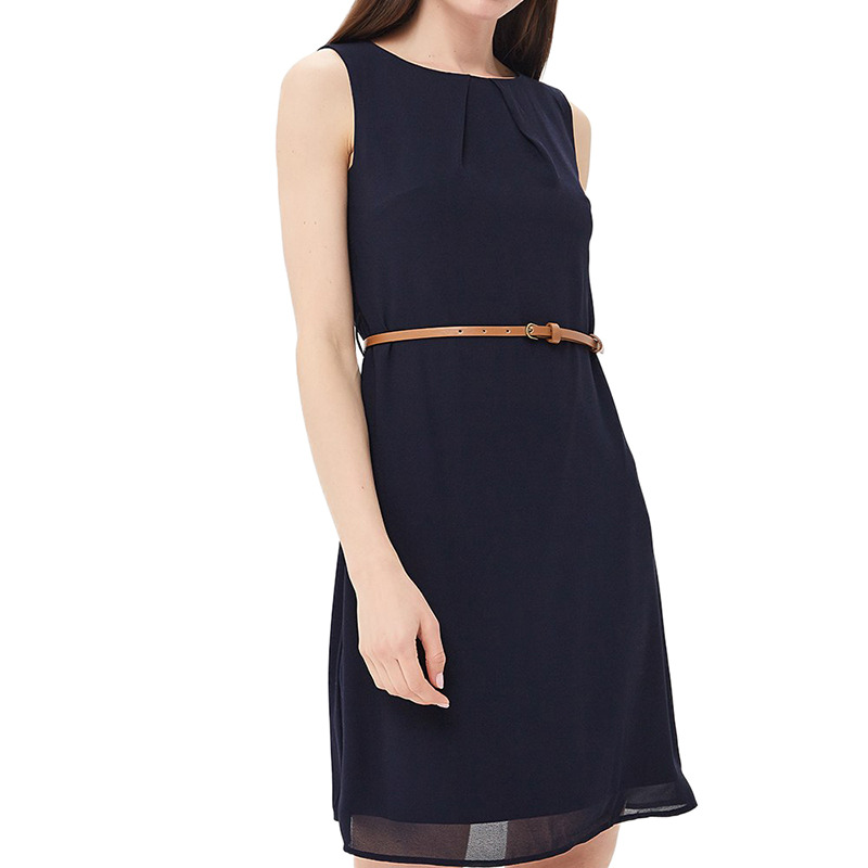 Dresses MODIS M181W00620 women dress cotton  clothes apparel casual for female TmallFS