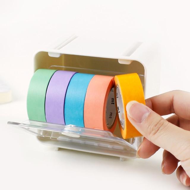 Хороший Васи/maksing ленты держатель коробка для хранения собирать ленты как день рождения Рождественские подарки