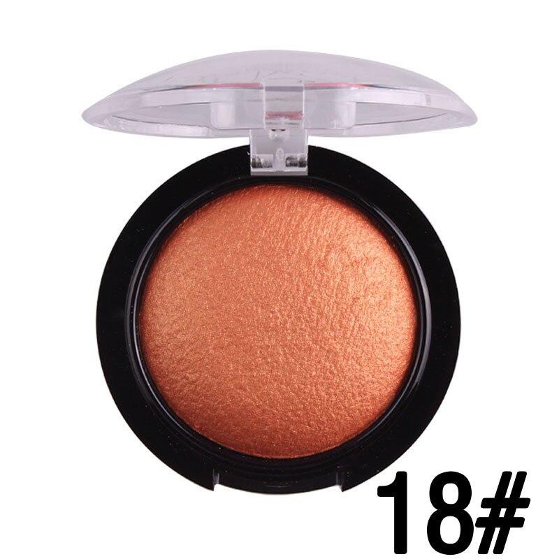 MISS ROSE makeup Eyeshadow Matt Baked Natural maquiagem Eye Shadow Q71017