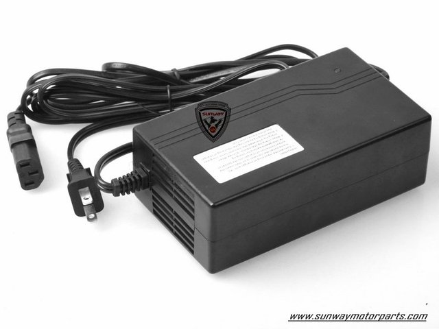 Hot Baja Be500 48v Electric Scooter Ul Charger Free Shipping