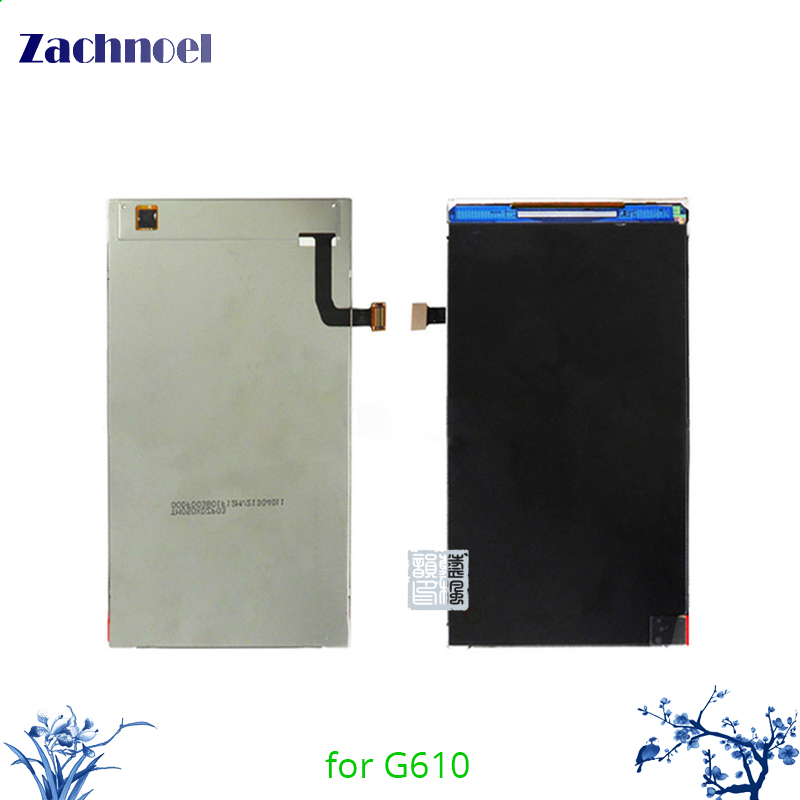 High Quality Mobile Phone LCD Display for Huawei Ascend G610 LCD Digitizer Screen Assembly 100% Tested OK Replacement Parts
