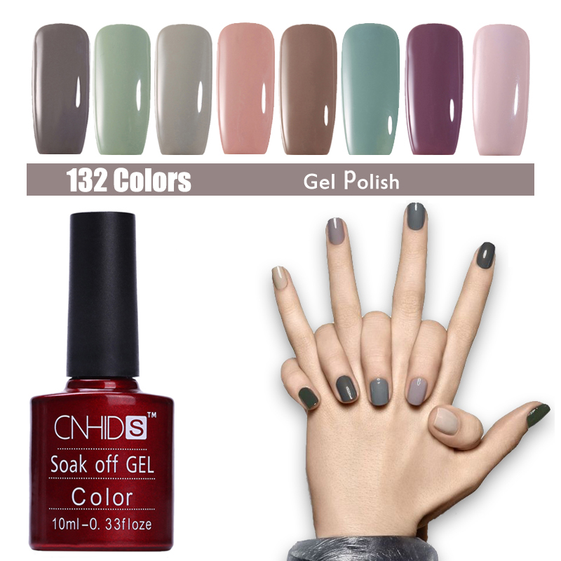 My Top 10 And Top 5 Nail Artists Who: CNHIDS Best Selling 10 Ml UV Gel Nail Polish Color Nail