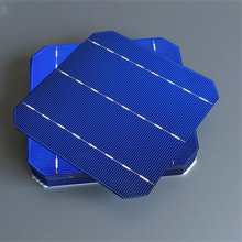 1000pcs/lot Solar Cells Panel Mono Silicon 156 x 156MM 4.4W For DIY Solar Panel Home System