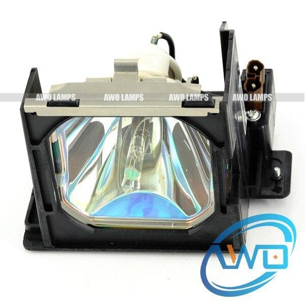 TLPLX40 Совместимость лампы проектора с корпусом для Sanyo PLC-XP51 PLC-XP5100C PLC-XP51L/XP56; EIKI LC-X60/X70 проектор